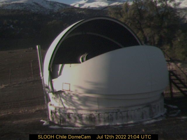 Teide Observator Camera